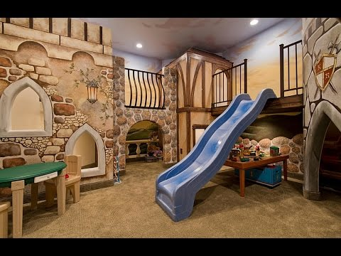 Kids Playroom Decorating Ideas Youtube