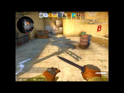 CSGO -Aimjunkies Hacking in Deathmatch part 3