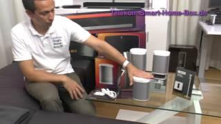 Einrichtung Sonos Play 1 im Telekom Magenta SmartHome