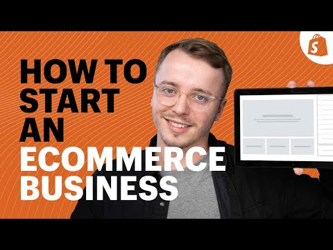 How to Start an Ecommerce Business (A Complete Blueprint)