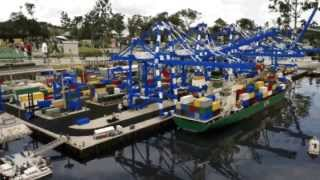 Let's go to Legoland Malaysia from Singapore by coach