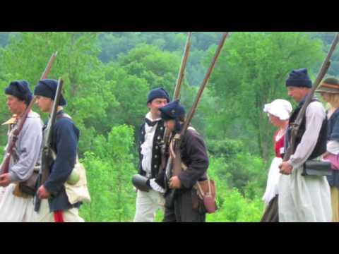 Fort Ticonderoga French & Indian War Encampment