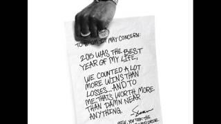 Big Sean What A Year Ft.  Pharrell Williams & Detail