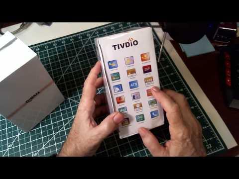 TRRS #1288 - TIVDIO HR-11S Radio - Introduction