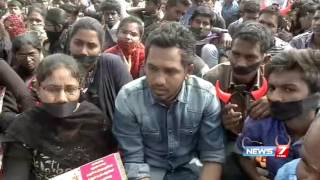 Coimbatore Jallikattu protest reached next level: Hiphop Thamizha Aadhi | News7 Tamil
