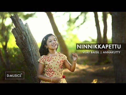 Ninnikkapettu   Annakutty   Vijay Baisil   New Malayalam Christian Song   Yadah - Album Song ©
