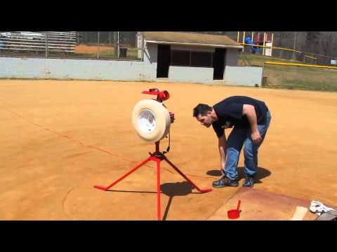 Cheap Pitching Machine