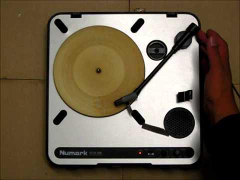Macarena - Tortilla Record - 45 RPM Test