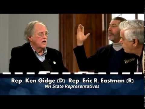 The Art of Politics- Season 4, Episode 12 - NH State Rep.  Eric Eastman 01 09 15