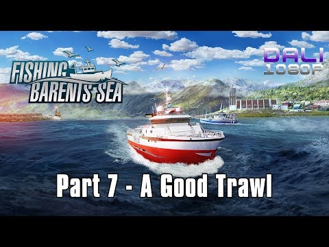 Fishing: Barents Sea | Part 7 - Trawling on the 'Hermes' PROPER