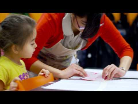 Family Central Edmonton #2: Children's Art Classes at the Art Gallery of Alberta