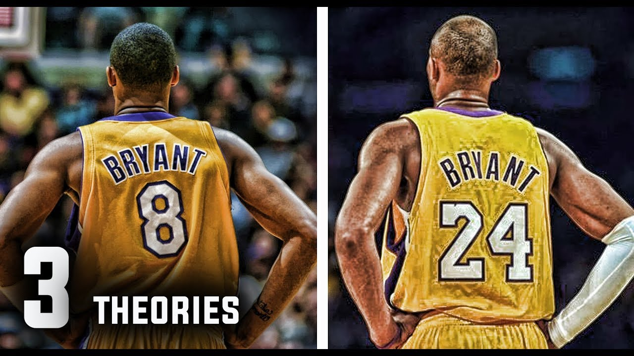 60f8ef69fbf3 3 Theories to Why Kobe Decided to Change His number - YouTube