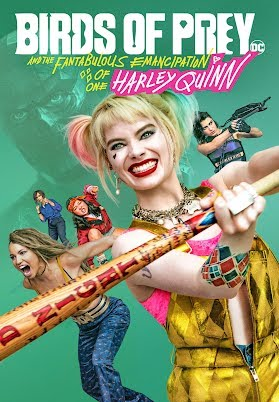 Birds Of Prey And the Fantabulous Emancipation of One Harley Quinn