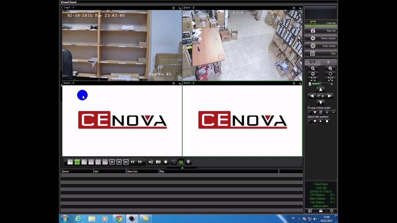 4 Kanal AHD DVR Kayıt Cihazı XMEYE ile Benzer Ürünler