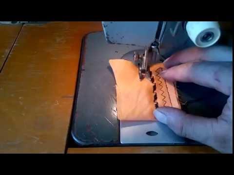 Обзор работы швейной машинки Чайка 3