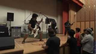 Rehearse   Bloodymess Live at Uprising Music Band Fest ( Rehearse Band Malaysia )