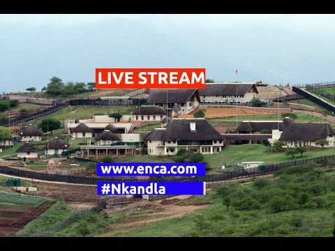 LIVE: The Nkandla ad hoc committee meeting
