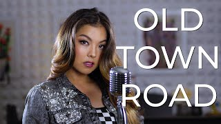 Baixar Old Town Road - Lil Nas X & Billy Ray Cyrus - Nominjin (Female Cover)