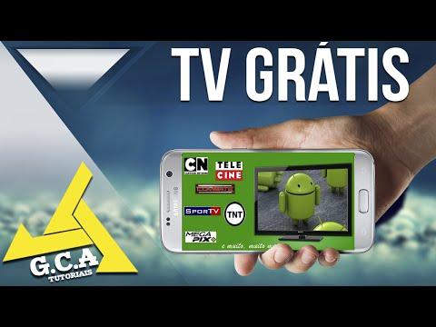 Como assistir TV em qualquer celular Android grátis (QUALQUER CANAL) Atualizado ‹2017›