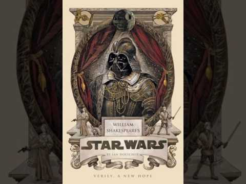 BookChat: William Shakespeare's Star Wars, featuring Ian Doescher (6)