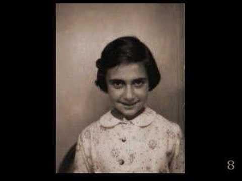 Margot Frank Growing Up Silent Slideshow Youtube
