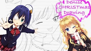 How to Draw Girl Anime by Denise Tiu Ng