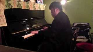Jelly Roll Morton - Grandpa's Spells (板谷 大 Hiroshi Itaya)