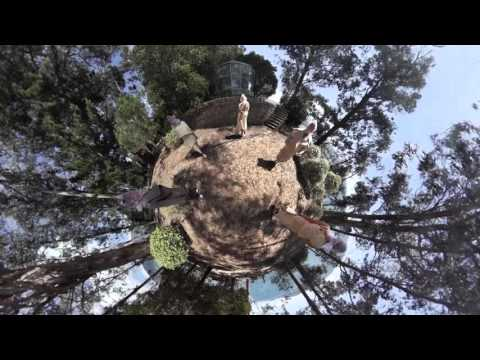 Sonia Carrasco: Fragments (Be) Little Planet Fashion Film 360º