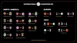 2019 International Champions Cup Announcement