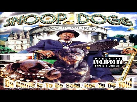Snoop Dogg's 'Da Game Is To Be Sold, Not To Be Told'