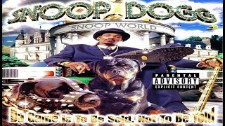 Snoop Dogg S Da Game Is To Be Sold Not To Be Told Classic Dope Regular Or Garbage Youtube