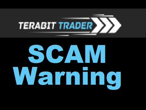 Terabit Trader Software Review - DANEROUS SCAM WARNING!