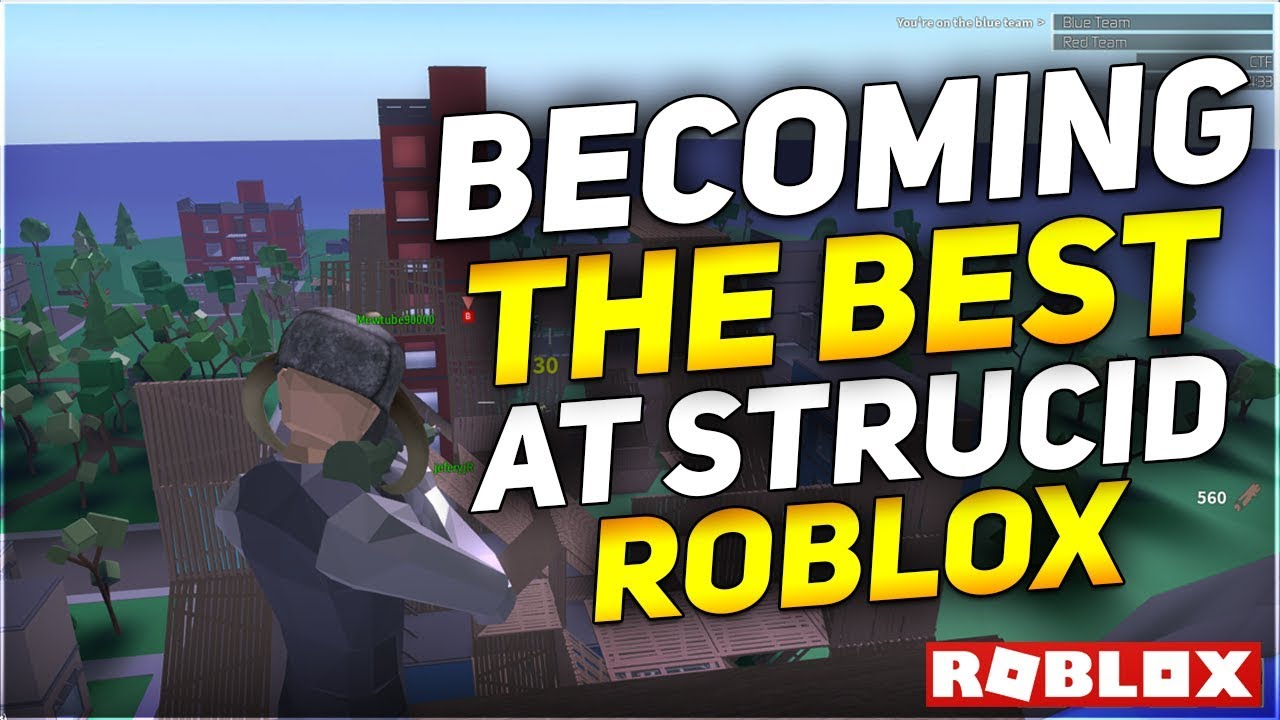 THE BEST PLAYER IN STRUCID!!! - Let's Play [ROBLOX STRUCID ...