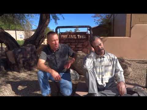The Wickenburg Arizona Jail Tree - YouTube