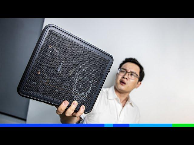Gaming PC Nhỏ Nhất Thế Giới!! - Intel NUC Ghost Canyon