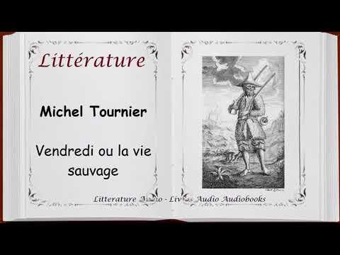Michel Tournier Vendredi Ou La Vie Sauvage Resume