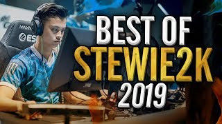 HE'S SO GOOD! BEST OF Stewie2K! (2019 Highlights) - CS:GO