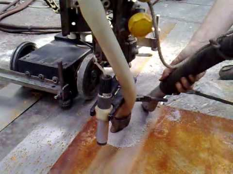 Welding Equipment: ESAB A6 Sub Arc Welder Complete With Power Source