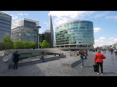 London mai 2016 - More London Riverside