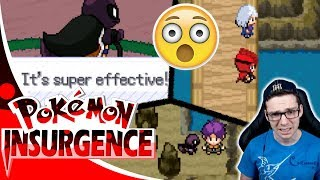 MY STARTER IS WEAK TO EVERYTHING! Pokemon Insurgence Let's Play Episode 2