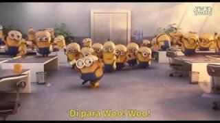 小黄人版《嘻唰唰》(Minions VIVO advert full)