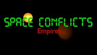 Space Conflicts - Empires | First Preview (3D Java Game in OpenGL) Version: 0.0.1 Currendum