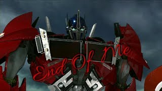 Optimus Prime - End Of Me