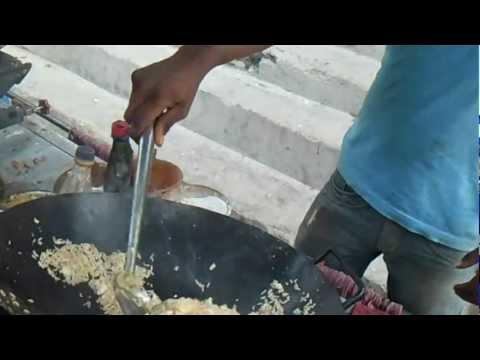 India, Hyderabad, cook Street