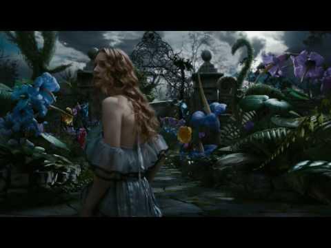 Alice In Wonderland HD Teaser Trailer (2010)