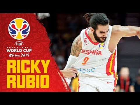 Ricky Rubio's FULL GAME highlights | 19 PTS for Spain vs. Serbia