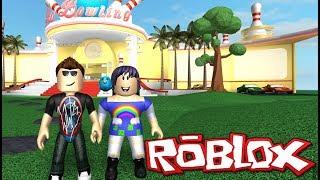 SI GIOCA! CHI VINCERÀ? -ROBLOX - RO BOWLING! -GAMEPLAY