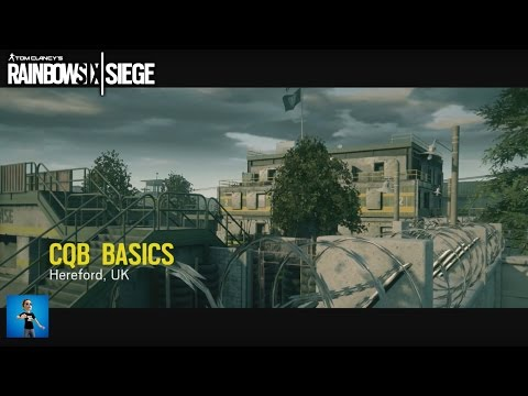 Rainbow Six Siege: Situation | CQC Basics