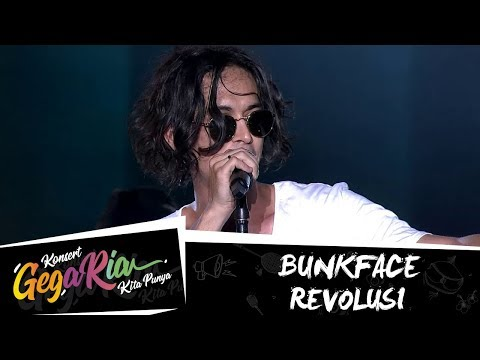 #GegariaFest | Bunkface | Revolusi