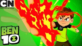 Ben 10 | Ben vs King Koil | Cartoon Network UK